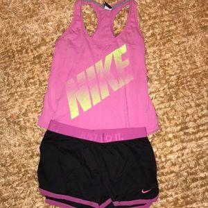 Nike Shorts Set (Bin 25)